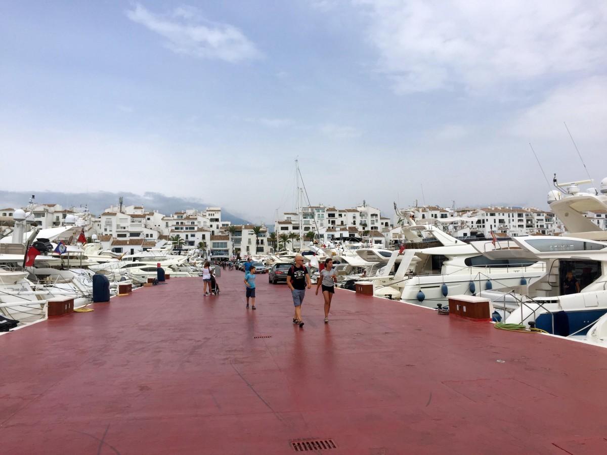 Marbella E Puerto Banus La Lussuosa Costa Del Sol
