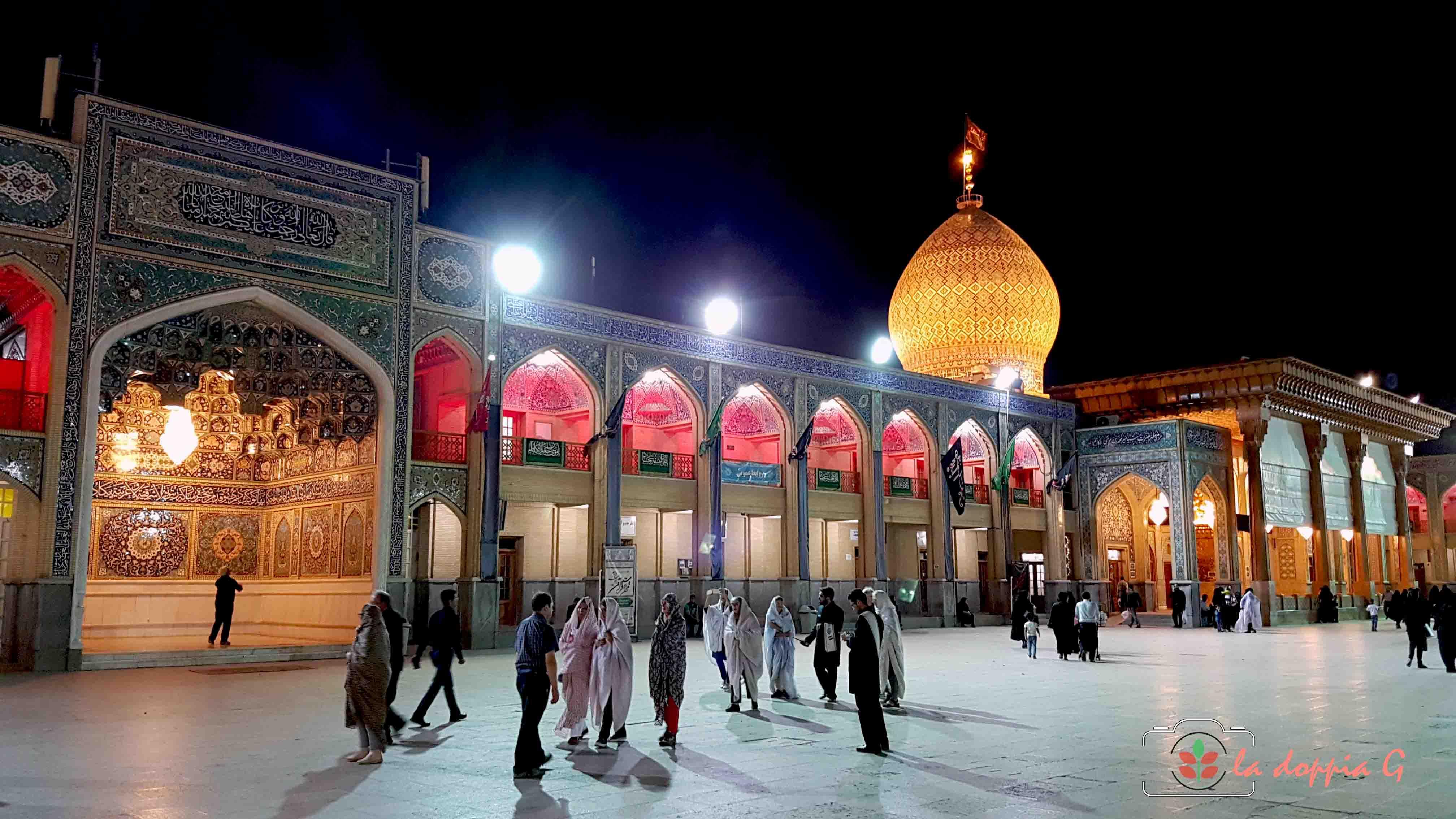 Mausoleo del Re della Luce