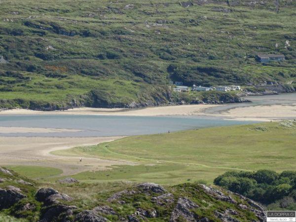 ring of kerry spiagge sulla baia di kenmare