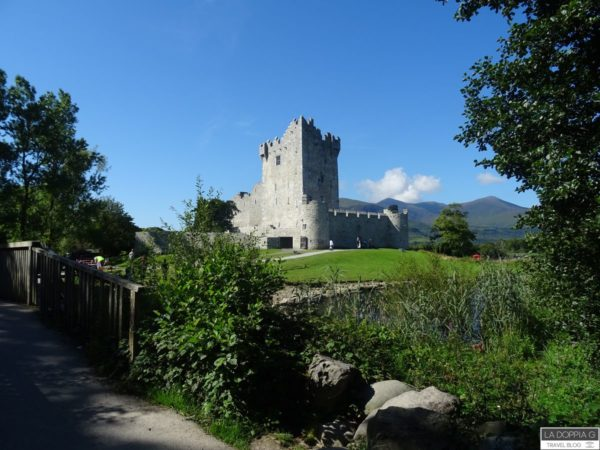 ross castle sul lough lane cosa visitare a killarney