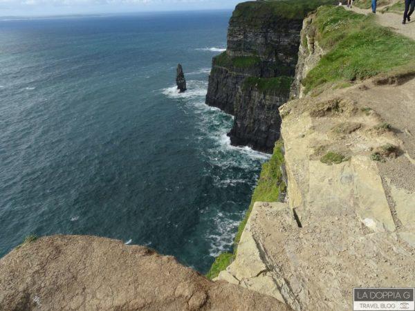 cliff of moher nel film harry potter e il principe mezzosangue