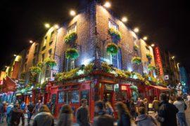 Temple bar guida ai pub più belli da visitare