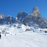 sciare in Val Gardena, il giro del sella ronda