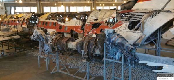 storia e museo della strage di ustica a Bologna