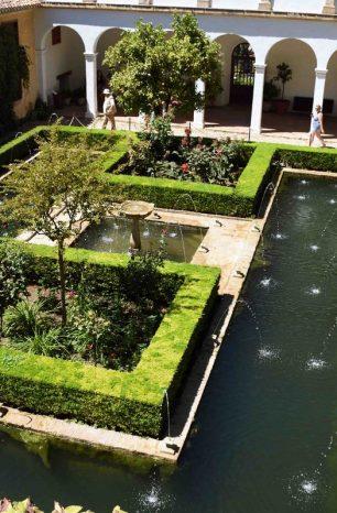SPAGNA | I giardini del Generalife a Granada