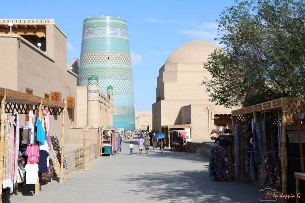 consigli per un viaggio in uzbekistan fai da te