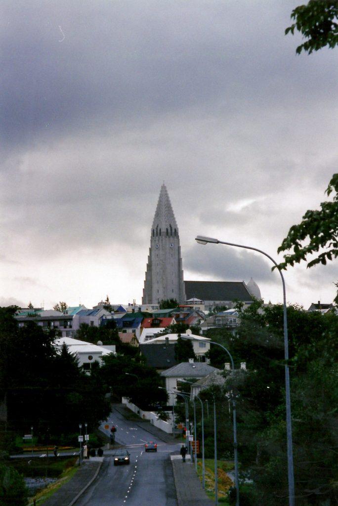 Chiesa Bianca di Hallgrimskirkja