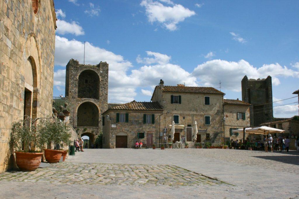 Monteriggioni storia