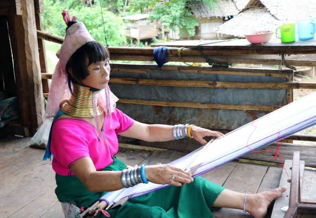 Thailandia Rural Village