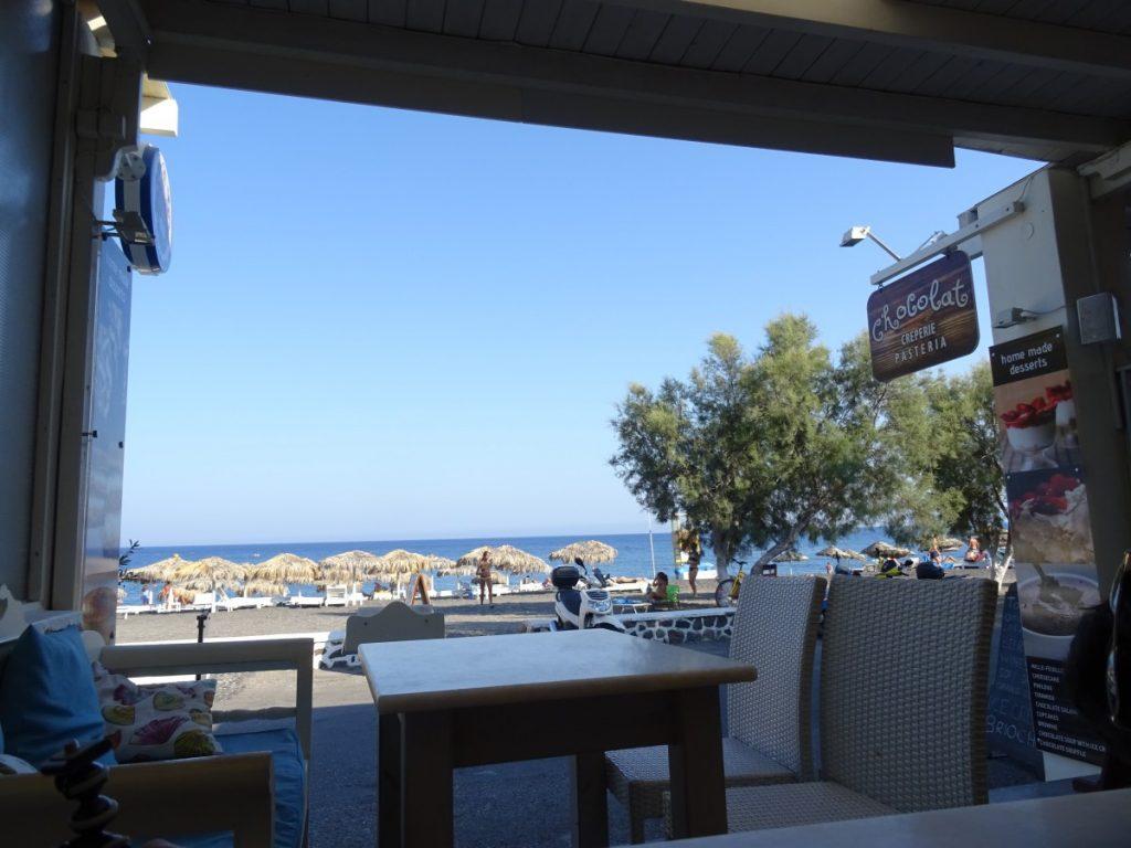 Santorini - Perissa e Perivolos