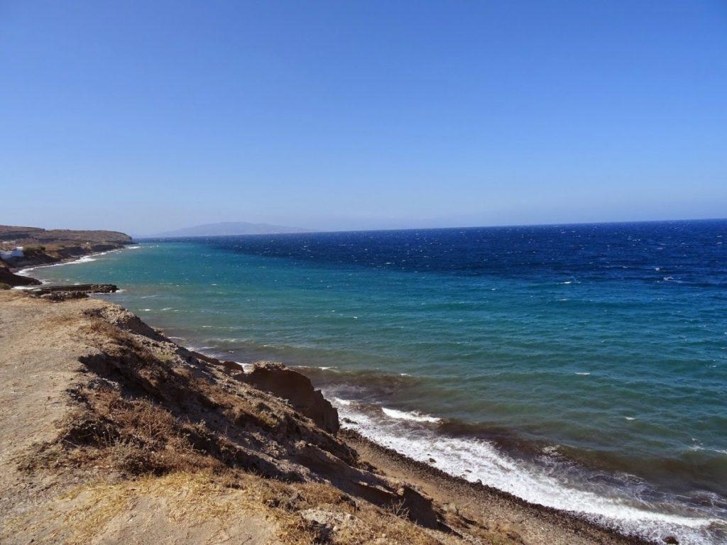 Santorini - Vouvoulos Beach