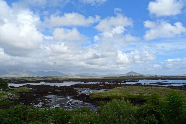 On the road nel Connemara di 1 giorno Irlanda