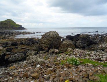 Irlanda Giant's Causeway