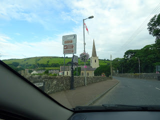Irlanda Glenariff  location del trono di spade