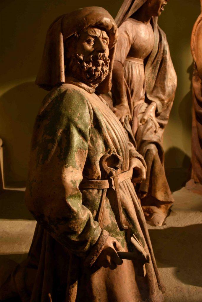 Compianto Niccolò dell'Arca