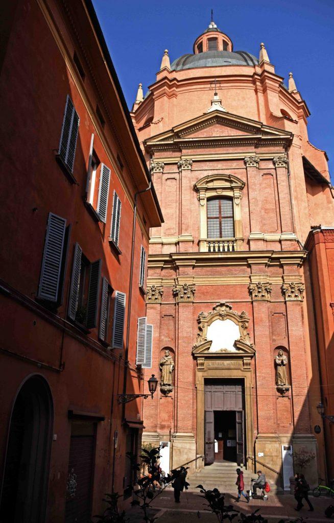 Bologna S. Maria della vita