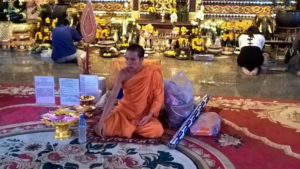 Vientiane Monaco Buddista