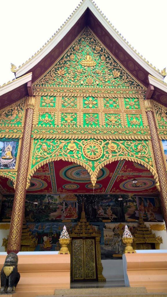 Vientiane Tempio