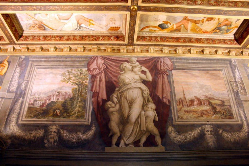 Arezzo Vasari