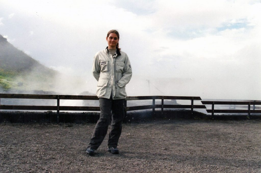 Reykjavik e i geyser