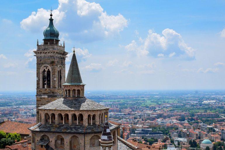 Bergamo Alta, cosa vedere in un giorno nella città delle Cento Torri
