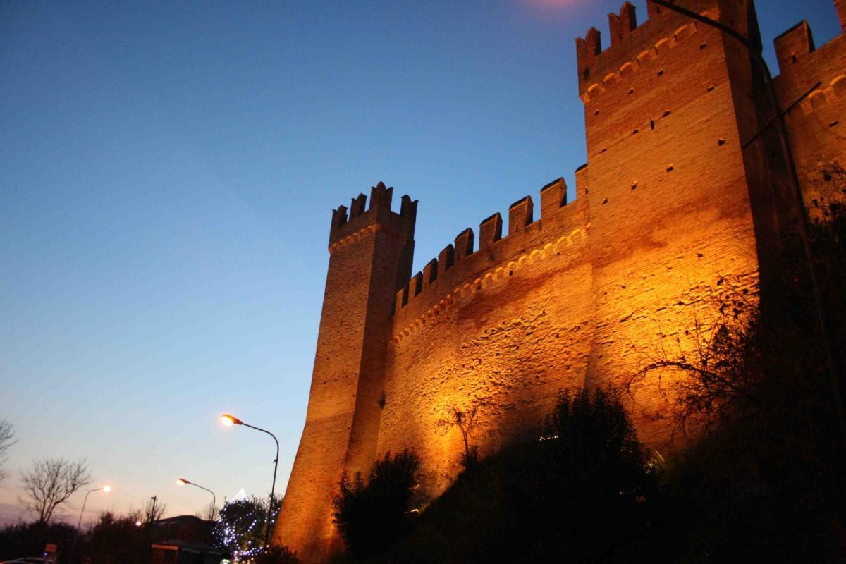 Castello dei Malatesta a Gradara