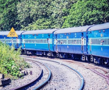 india treno