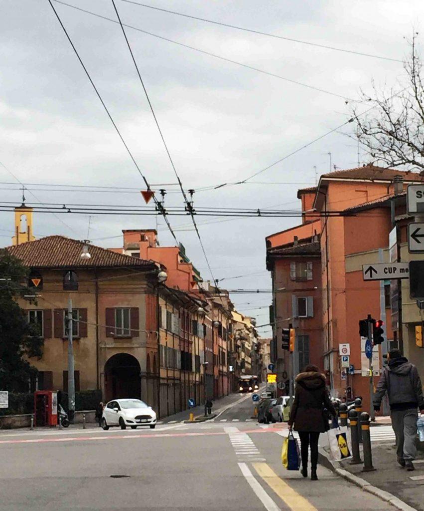 bologna porta sant'isaia