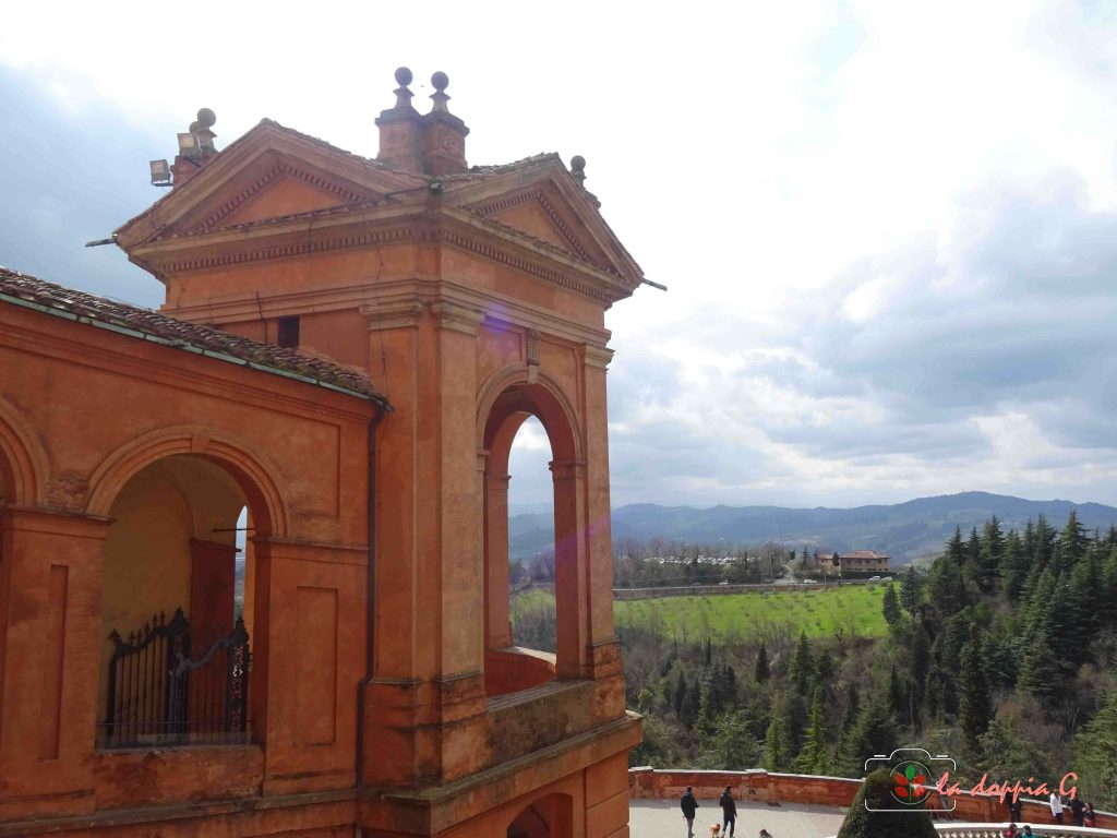 La terrazza panoramica di San Luca