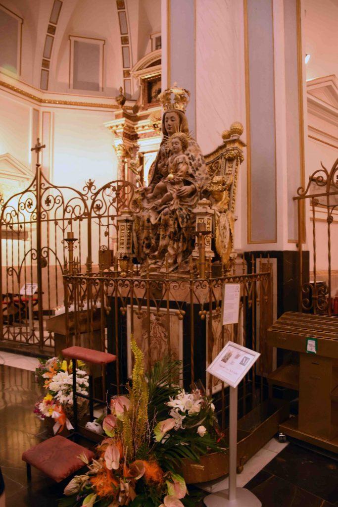 valencia interno della cattedrale