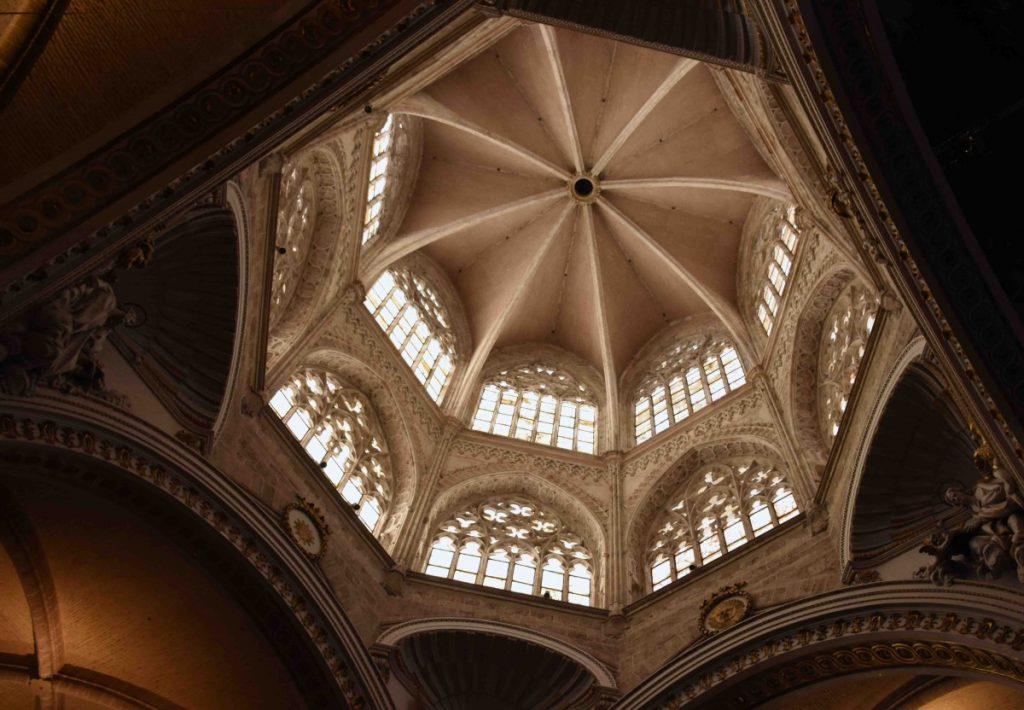 valencia cupola centrale