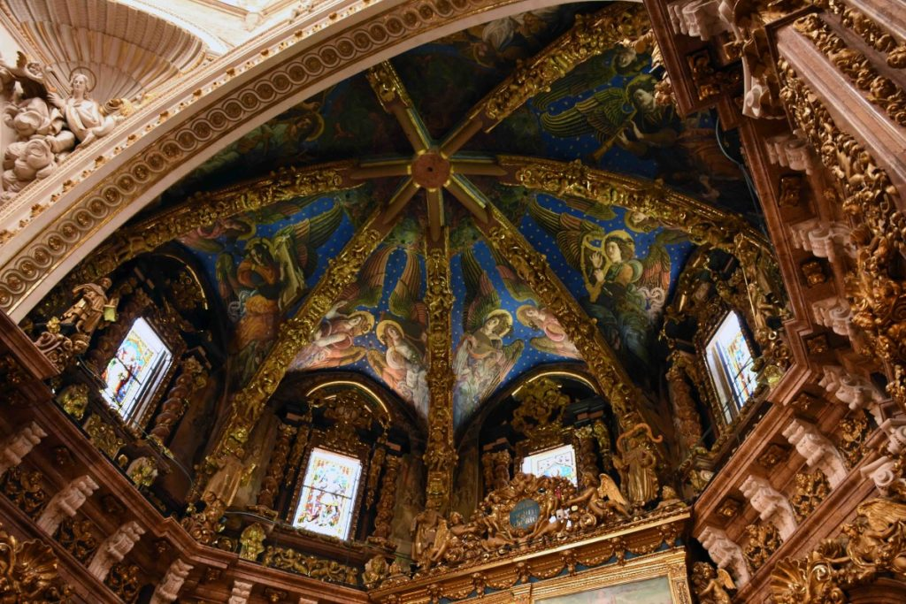 valencia navata centrale della cattedrale