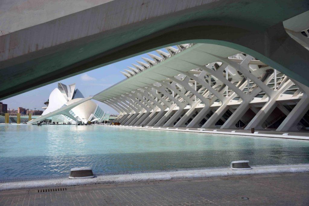valencia museo della scienza nella citta delle arti e scienza