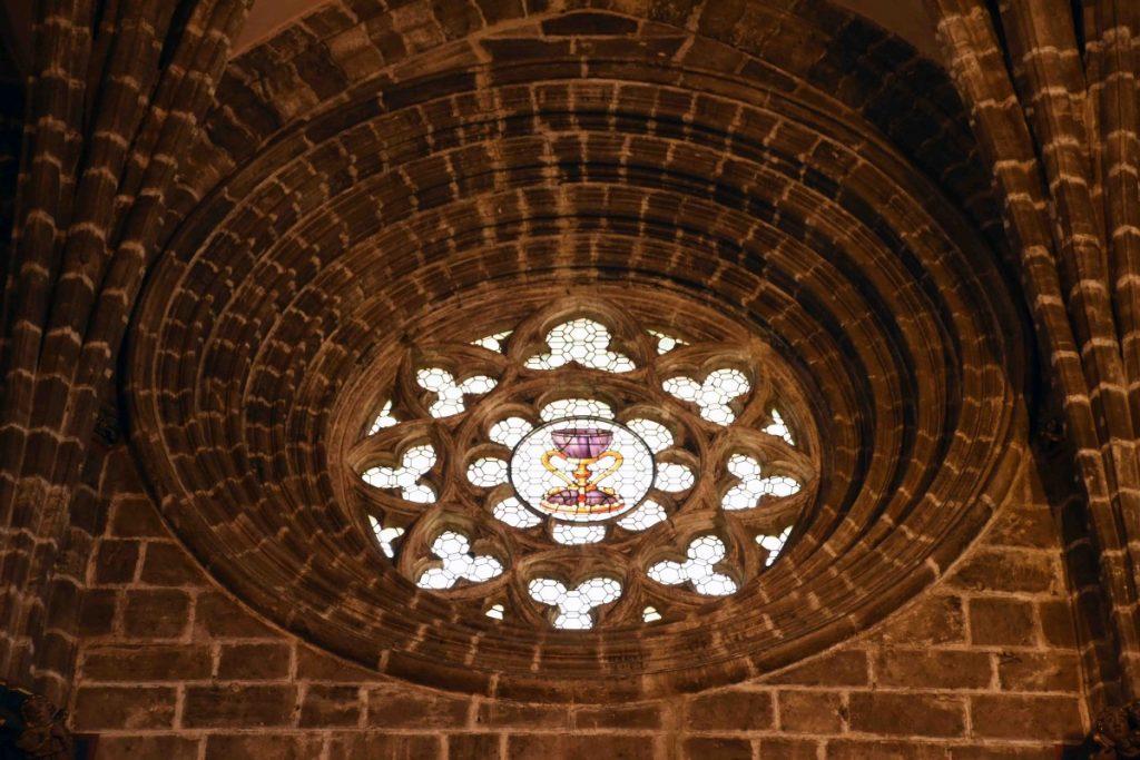 valencia rosone della cattedrale
