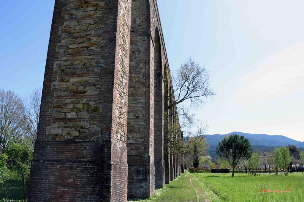 Trekking lungo la Via degli Acquedotti tra Lucca e Pisa
