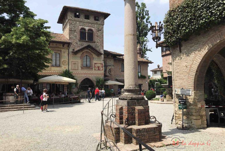 A Grazzano Visconti, dove il Medioevo è a portata di bambino