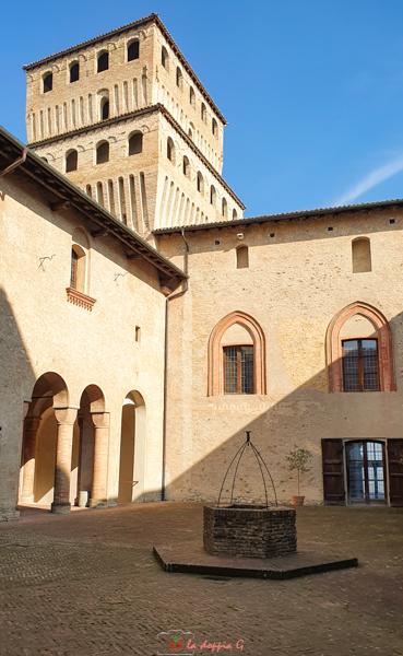 Il castello di torrechiara set del film ladyhawke
