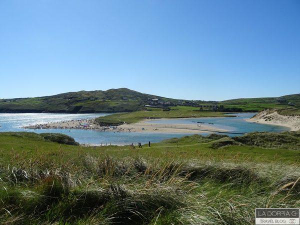 spiagge intorno a Mizen Head al sud dell'irlanda