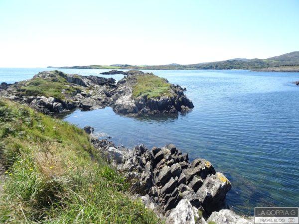 irlanda on the road lungo la wild atlantic way che tocca tutta la costa